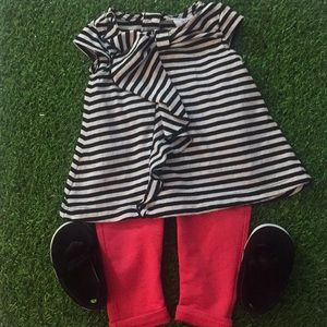 Other - My Little Hipster 3 pc Baby Outfit Size 3-6 month